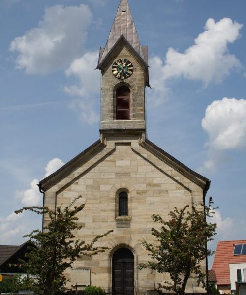 Nikolauskirche Dehnberg