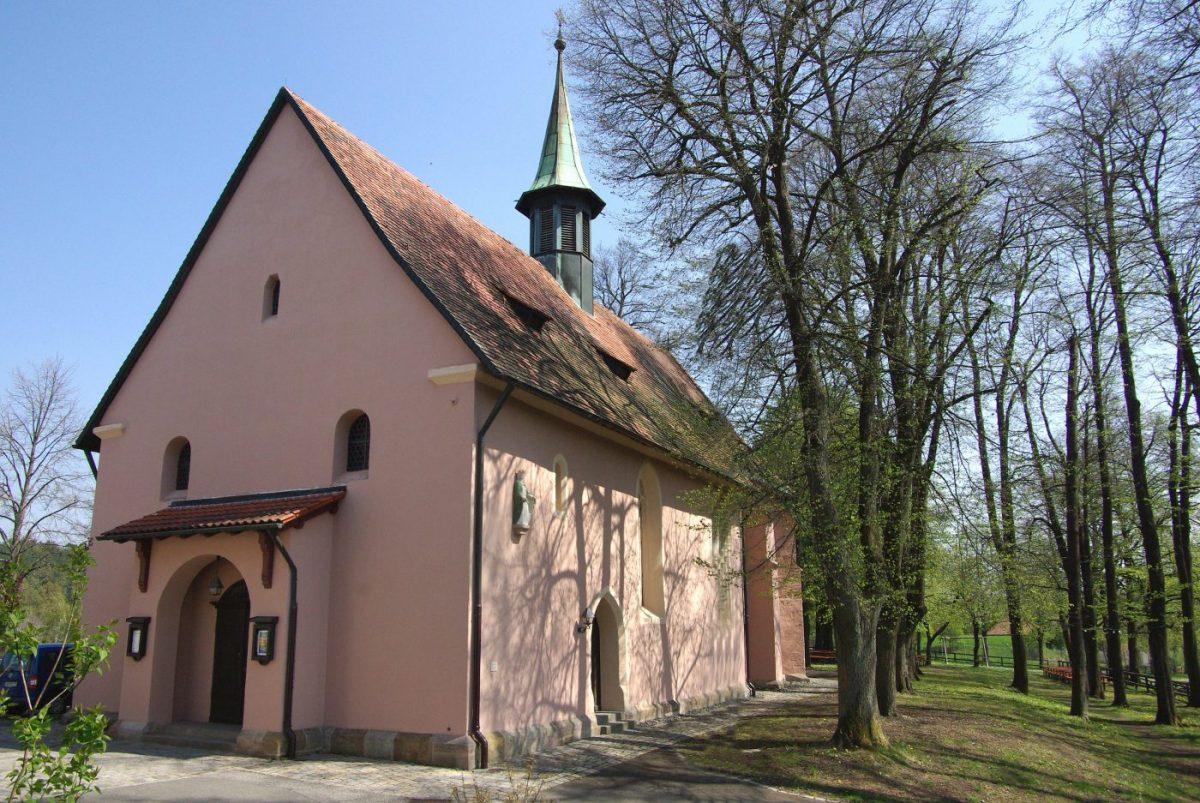 Kunigundenkirche außen