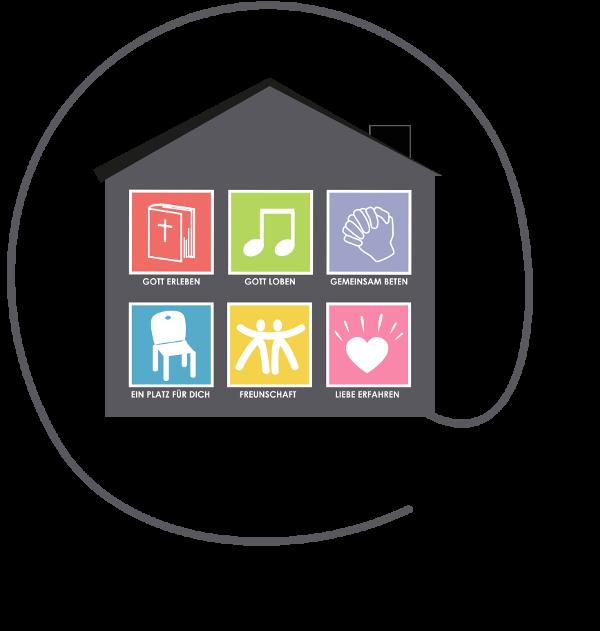 Hauskreis Logo