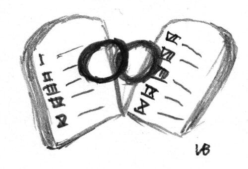 10 Gebote für die Ehe