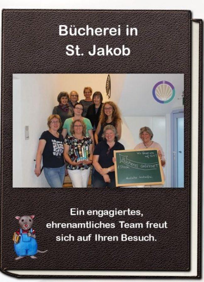 Bücherei St.Jakob Gemeindebücherei Cover